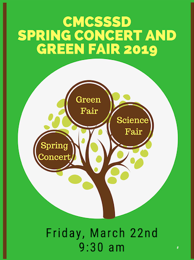 Spring Concert and Green Fair