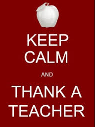 Happy Teacher Appreciation