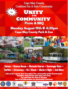 Unity in the Community Picnic & BBQ